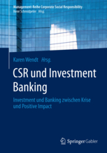 CSR and investment banking